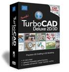 TurboCAD 18 Deluxe