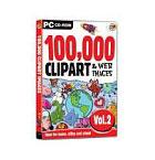 100,000 ClipArt & Web Images Vol 2