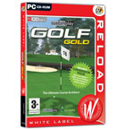 Custom Play Golf Gold