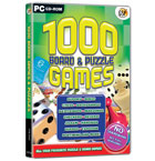 1000 Board and Puzzle Games