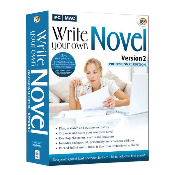 Write Your Own Novel - Professional V2