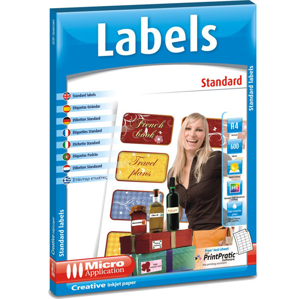 Standard Labels