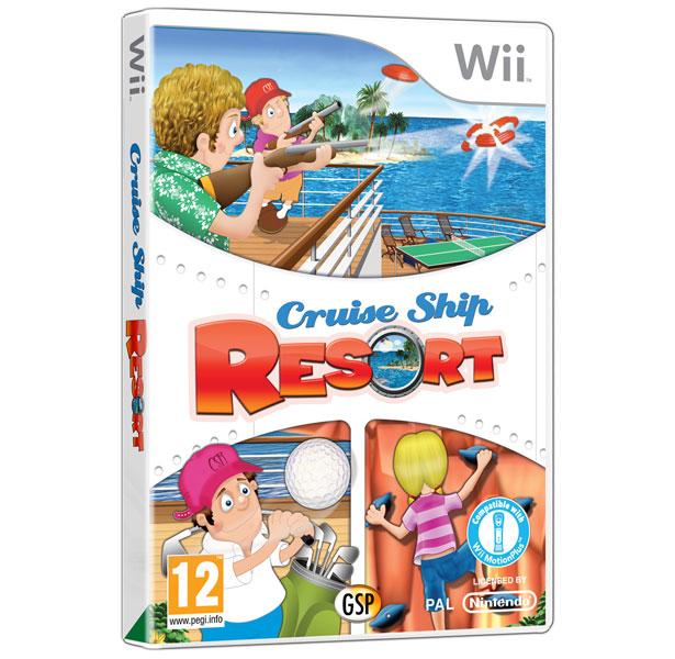 Cruise Ship Resort Wii