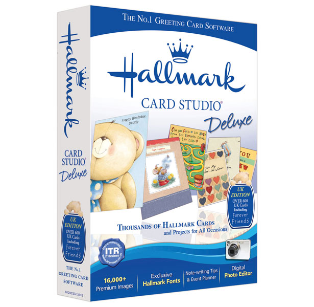 Create Personalized Hallmark Greeting cards and More