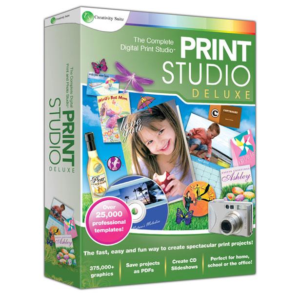 Print Studio Deluxe