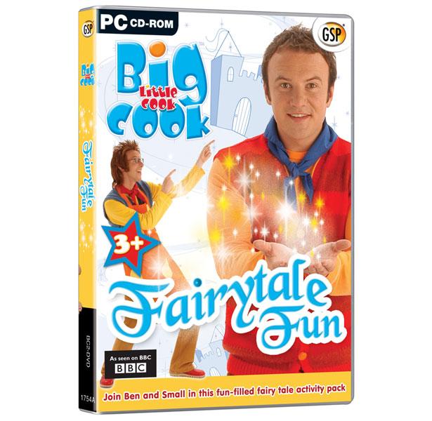 Big Cook Little Cook - Fairytale Fun