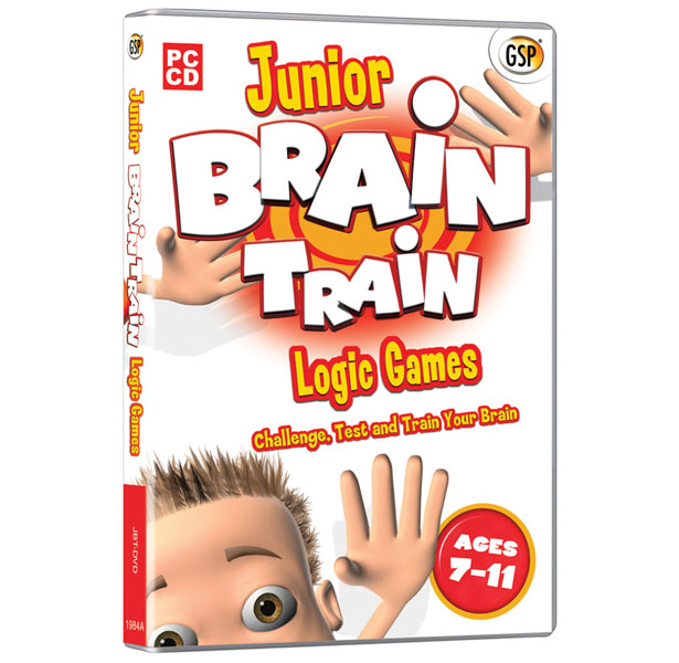 Junior Brain Train - Logic Games