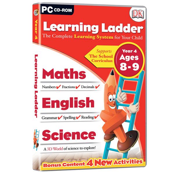 Learning Ladder Year 4