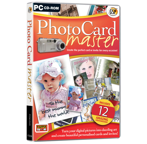 PhotoCard Master