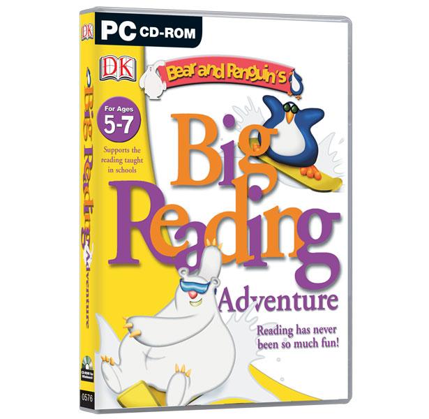 Bear & Penguin's Big Reading Adventure
