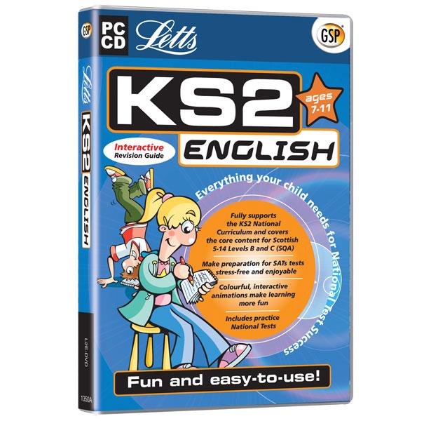 Letts KS2 English