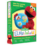 Sesame Street - Elmo's World