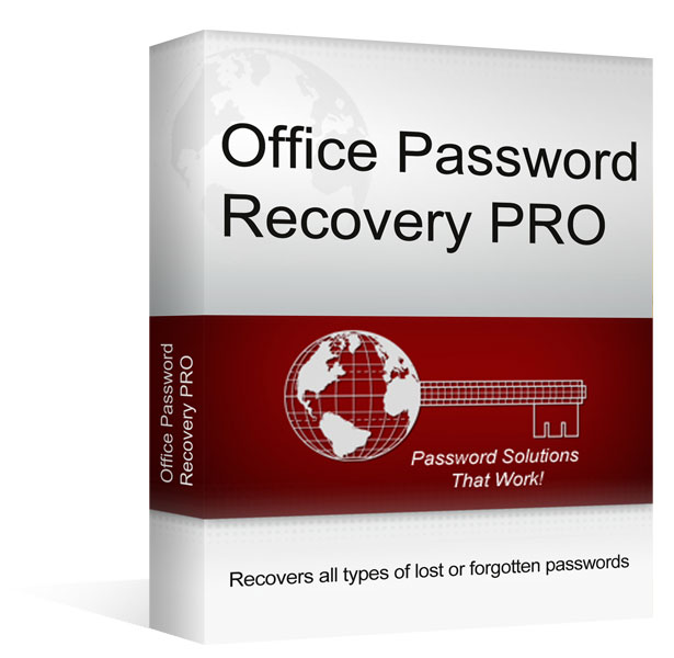 Office Password Recovery Pro