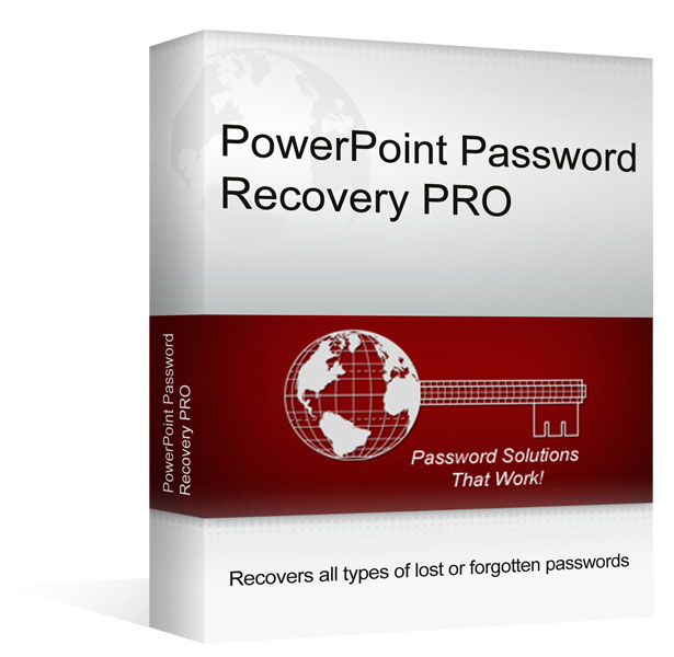 PowerPoint Password Recovery Pro