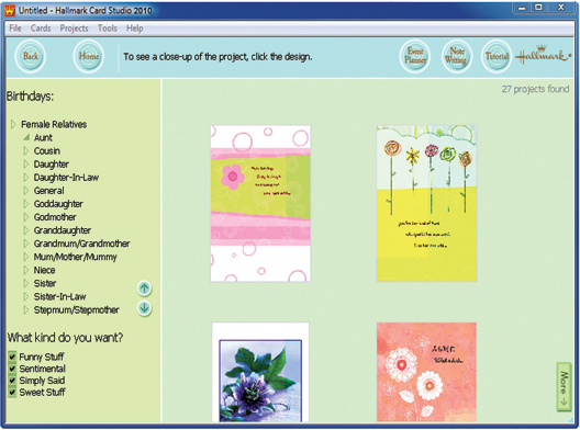 The No.1 Greeting Card Software