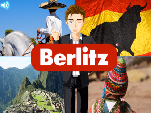 BERLITZ<sup>&reg;</sup>, THE WORLDWIDE REFERENCE FOR LANGUAGE COURSES !