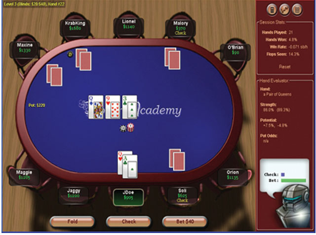 Learn To Win At Poker is an essential learning tool for Poker players who want to consistently win!