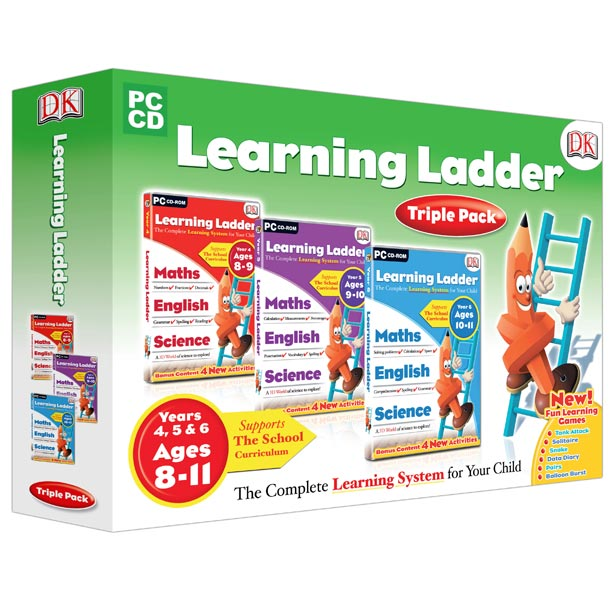 Learning Ladder Triple Pack - Yr 4-6