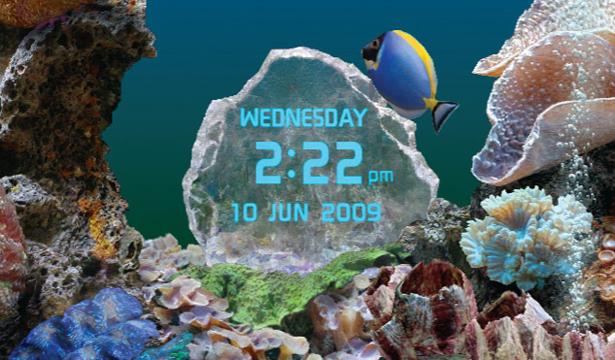 Living Marine Aquarium 2 Free 3d Screensaver Fish Screen Saver Picture
