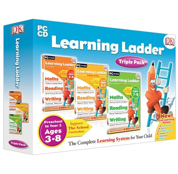 Learning Ladder Triple Pack - Yr Pre-3