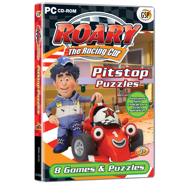 Roary the Racing Car – Pitstop Puzzles