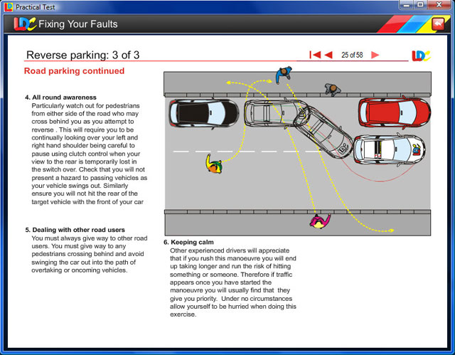An essential tutorial and reference tool for learner drivers!