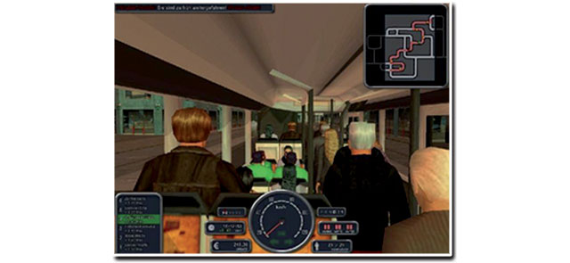 The ultimate Bus driving simulation PC Game. Now includes FREE bonus Product!
