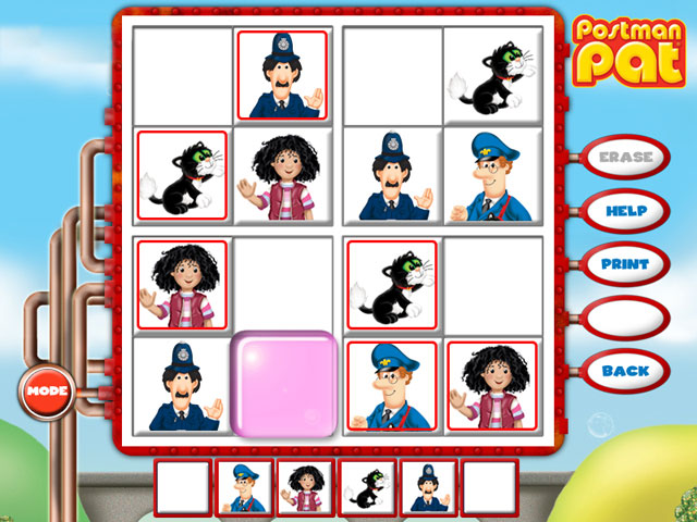 Children will be entertained for hours in the company of everyone's favourite postman, Postman Pat!