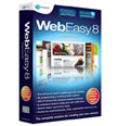 WebEasy Pro 8 New - Medium Box Shot