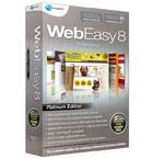 WebEasy Professional 8 - Platinum Edition