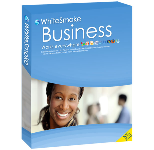 WhiteSmoke Writer – Business