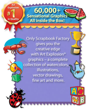 Scrapbook Factory 4 - Image