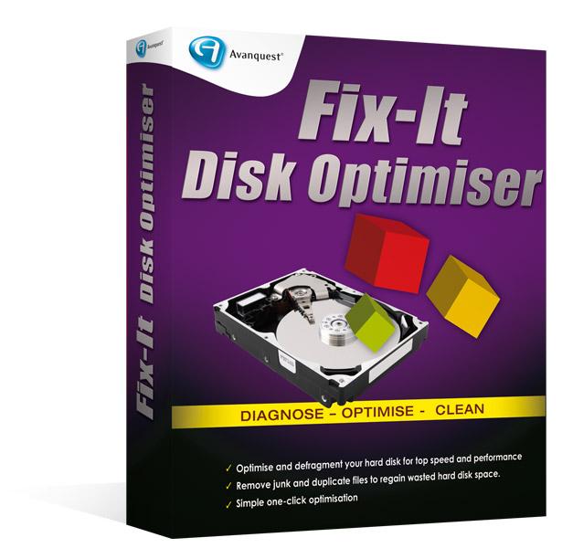 Fix-It Disk Optimiser