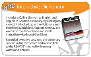 Interactive Dictionary
