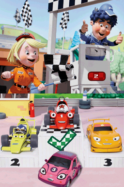 Start your engines … Get ready to race!