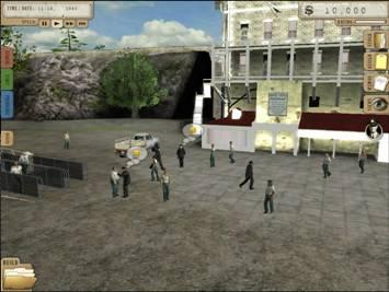 Alcatraz Tycoon Prison