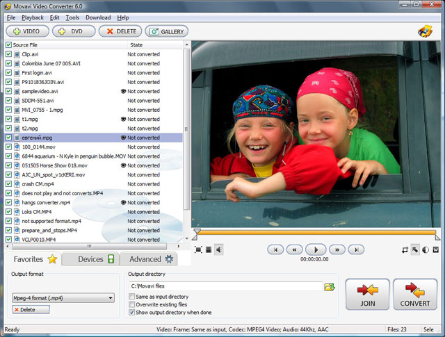 The best video converter, DVD ripper and audio extractor!