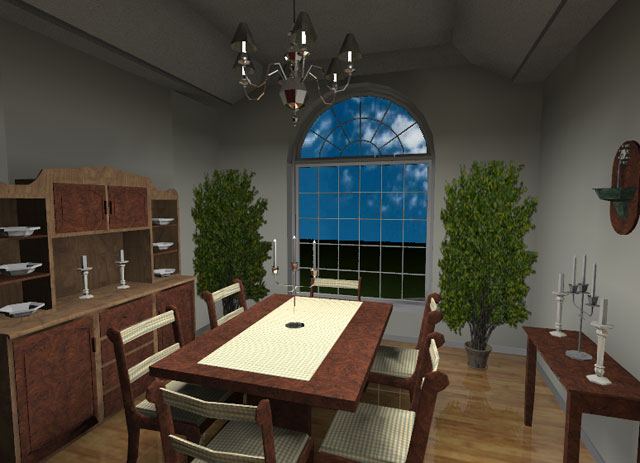Bring your home or remodel ideas to life with realistic 3D visualization tools!