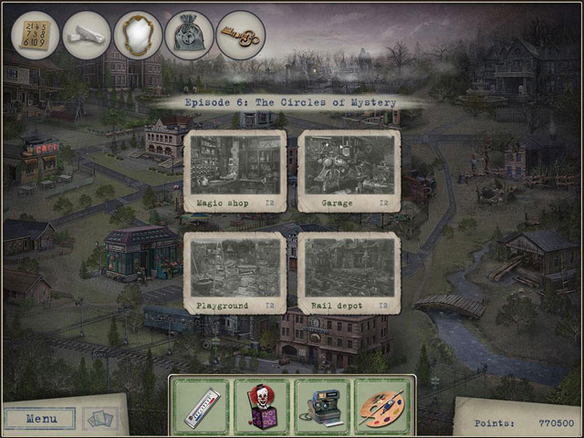Confront the evil in Letters From Nowhere 2!