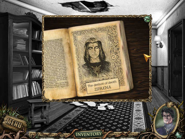Learn the dark secret behind a notorious murder in this Hidden-Object investigation
