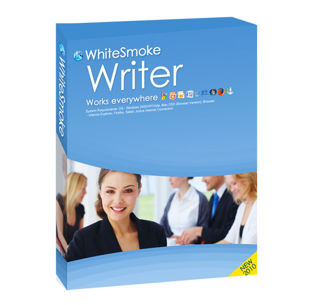 WhiteSmoke Writer – General