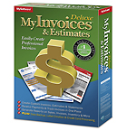 MyInvoices & Estimates® Deluxe 10