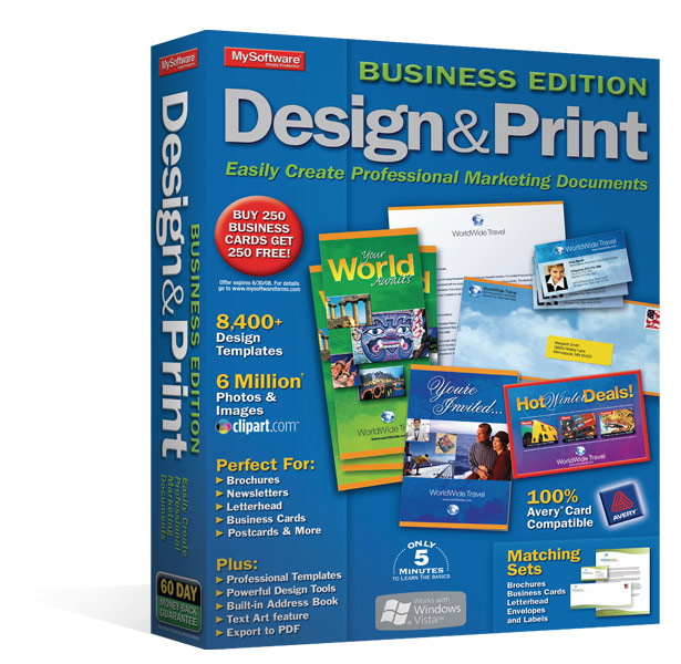 Design print business edition