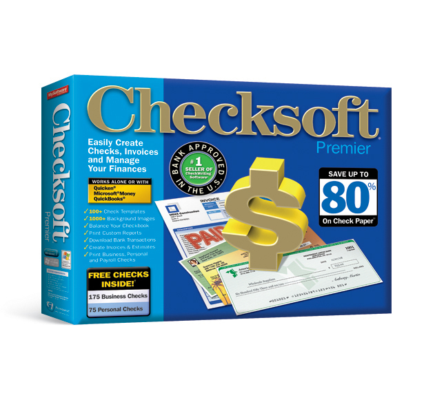 Checksoft Premier 14 Avanquest
