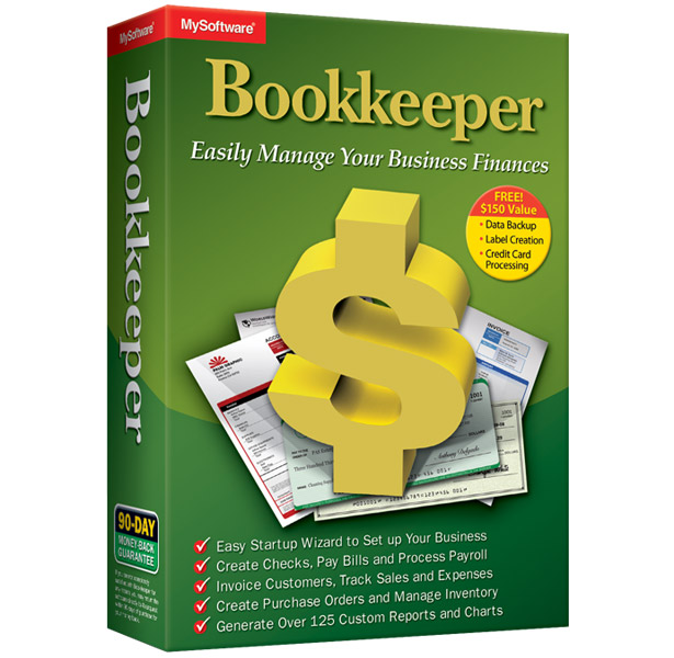 Bookkeeper 15