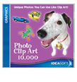 Ideasoft Photo Clip Art 10,000