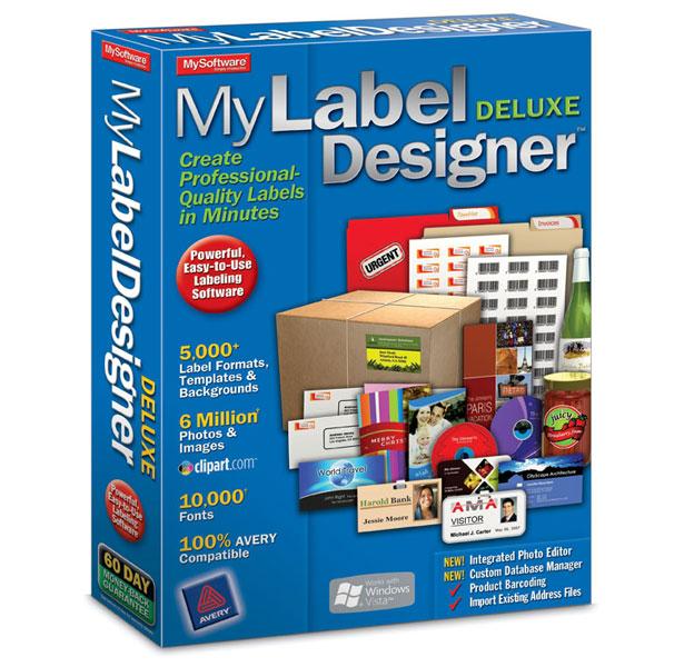 MyLabel Designer Deluxe 9