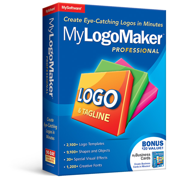 Secured Cards >> MyLogoMaker Professional 3 | Avanquest