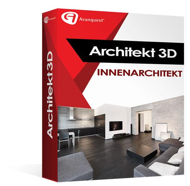 architekt 3d x9 innenarchitekt f r windows fotorealistische innenarchitektur f r ihren pc. Black Bedroom Furniture Sets. Home Design Ideas