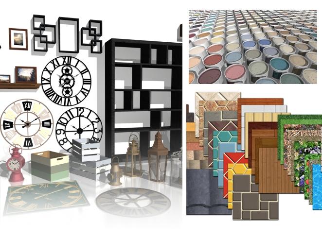 architekt 3d x9 innenarchitekt für mac - fotorealistische, Innenarchitektur ideen